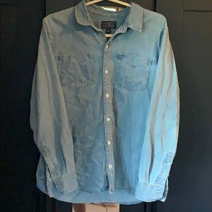 Lucky brand men's button down size medium